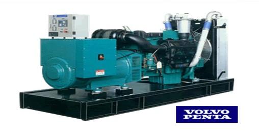 沃奔沃尔沃300KW-550KW发电机